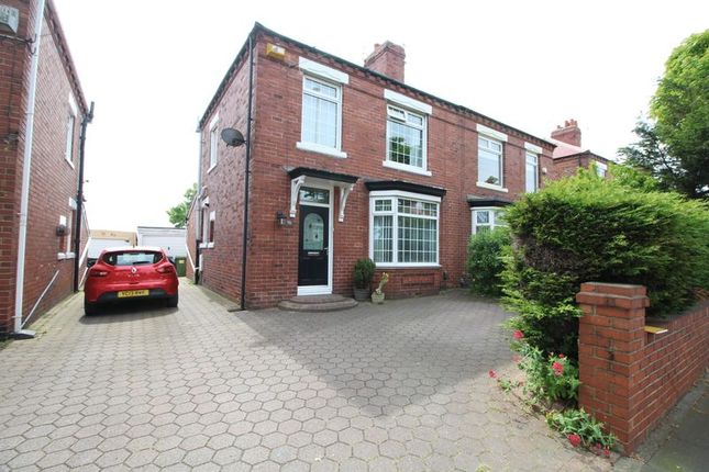 3 bed semi-detached house for sale in Harton Lane, South Shields