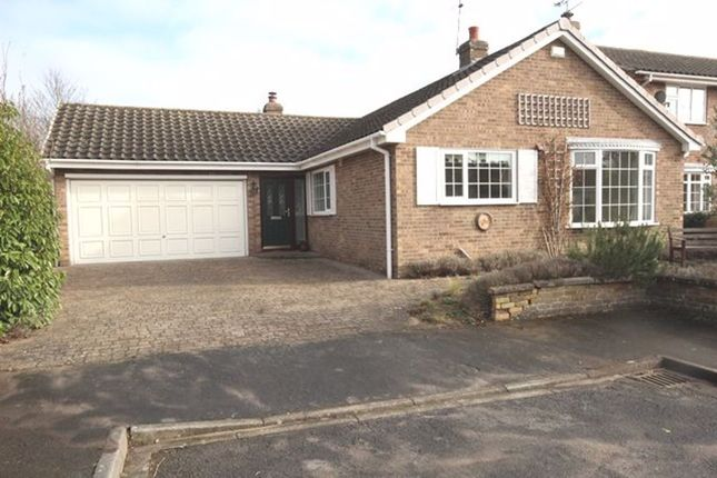Thumbnail Bungalow to rent in Dower Chase, Escrick, York