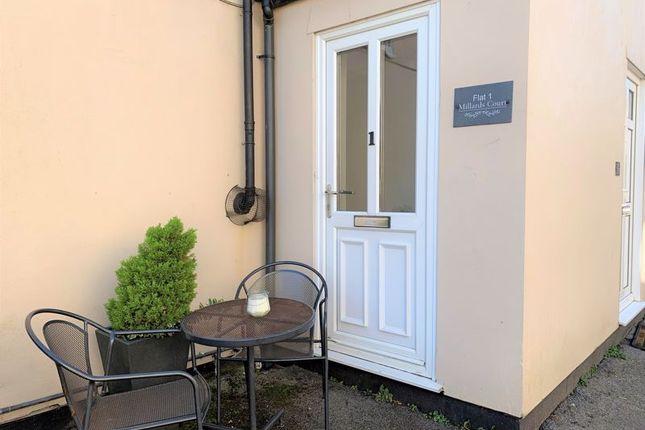 Thumbnail Flat for sale in Millards Hill, Midsomer Norton, Radstock