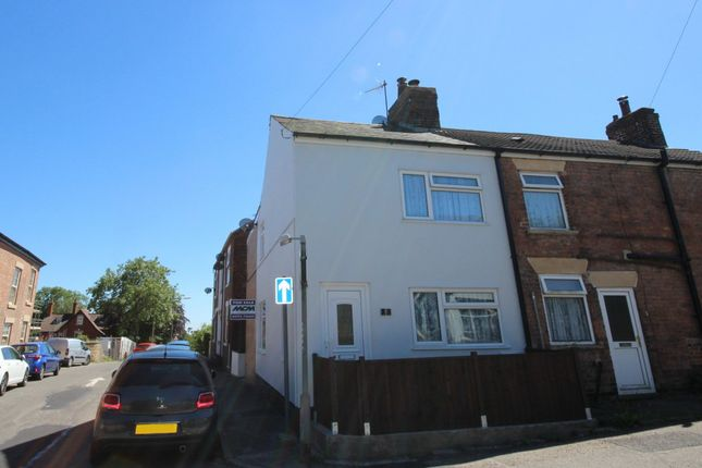 Thumbnail End terrace house for sale in High Street, Alfreton