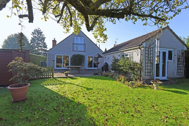 Thumbnail Detached bungalow for sale in Sherfield Road, Bramley, Tadley