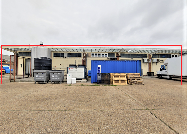 Thumbnail Industrial for sale in Lyon Road, Romford