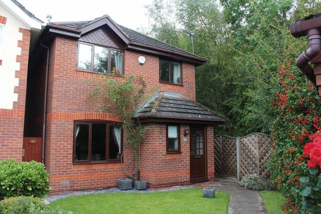 Detached house for sale in Hinsford Close, Kingswinford