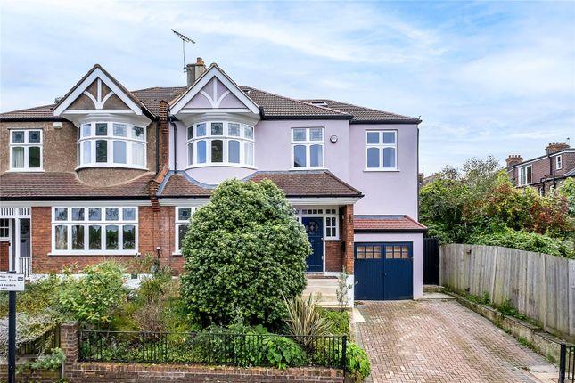 Thumbnail Semi-detached house for sale in Ferndene Road, London