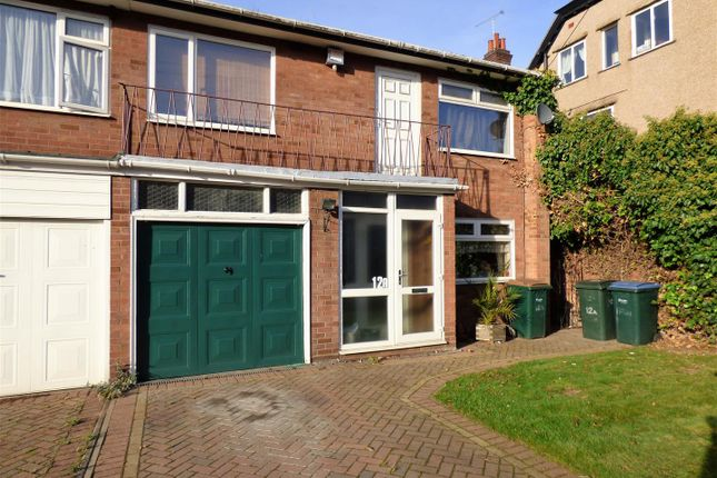 Thumbnail Semi-detached house for sale in Stoney Road, Coventry