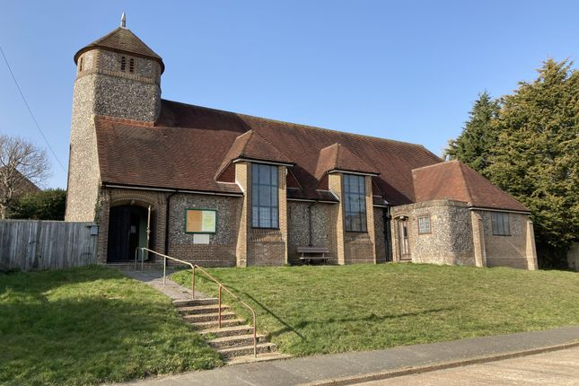 Thumbnail Leisure/hospitality for sale in St Anne's Church, Chambers Road, St Leonards-On-Sea