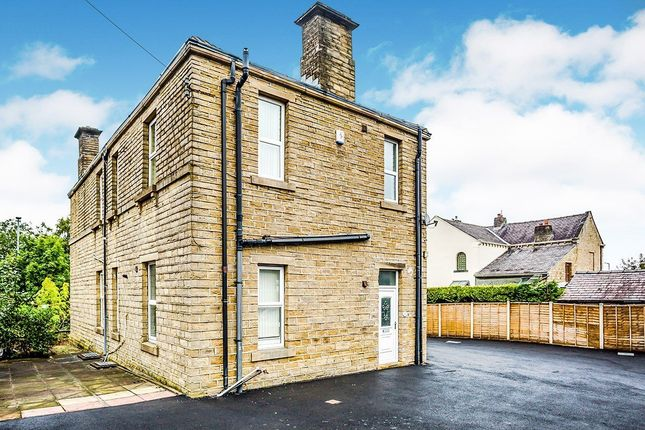 Thumbnail Detached house for sale in Cowlersley Lane, Cowlersley, Huddersfield, West Yorkshire
