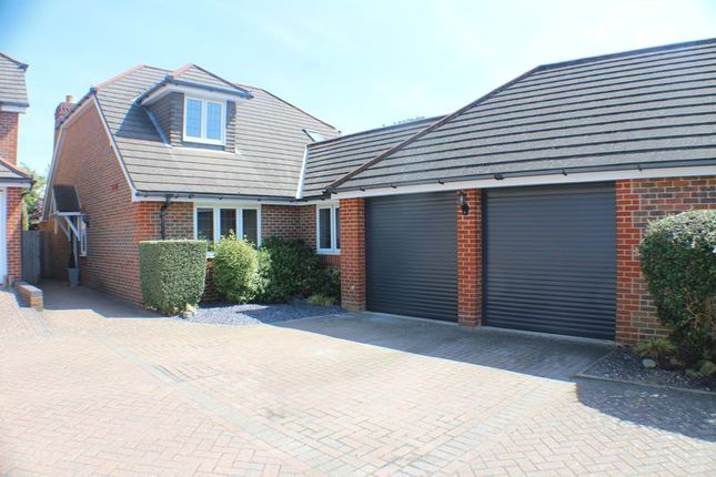 Thumbnail Detached house for sale in Spinnaker Mews, Warsash, Southampton