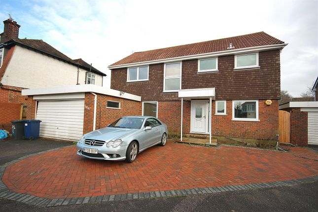 Thumbnail Property to rent in Ashurst Road, Cockfosters, Barnet