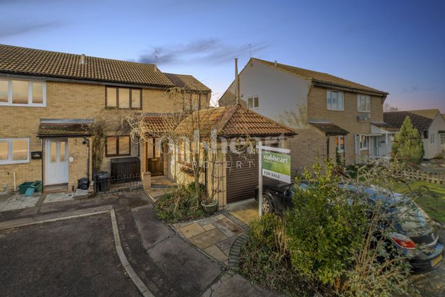 Thumbnail Semi-detached house for sale in Gazelle Court, Highwoods, Colchester
