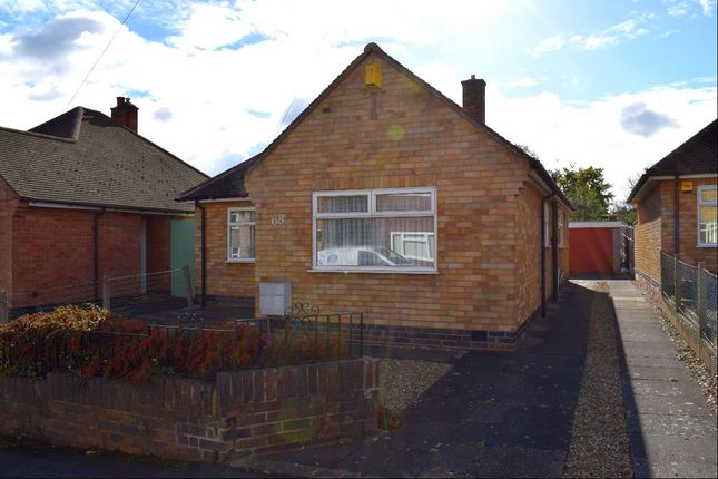 3 bed bungalow for sale in Harrowgate Drive, Birstall, Leicester