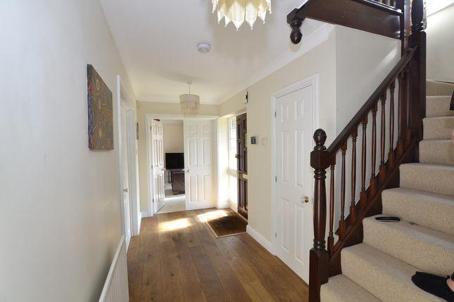 Hallway of Holmwood Gardens, Bristol BS9