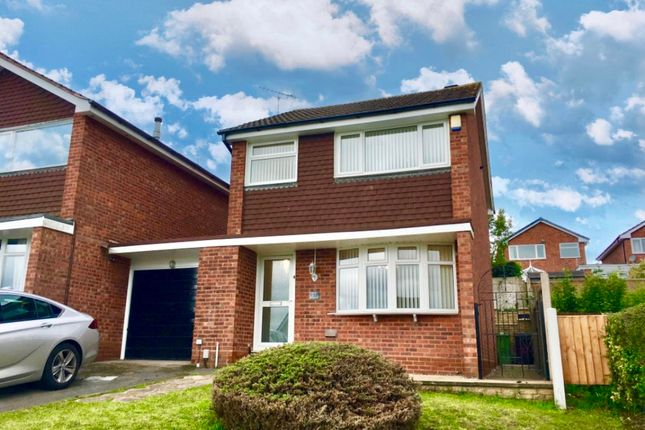 Thumbnail Property to rent in Gleneagles Drive, Stafford