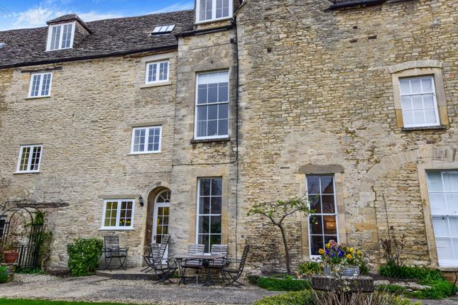 Thumbnail Terraced house for sale in Coxwell Court, Cirencester, Gloucestershire