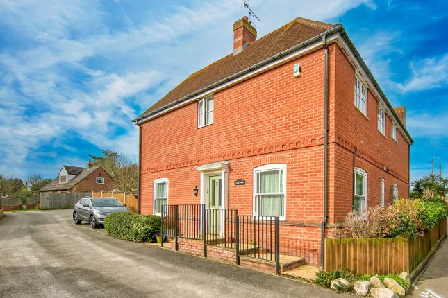 4 bed detached house for sale in Rectory Hill, Wivenhoe CO7