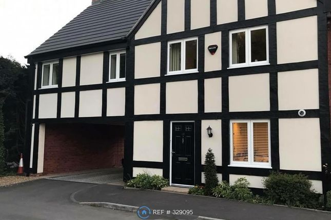 Thumbnail Semi-detached house to rent in St. Annes Lane, Nantwich