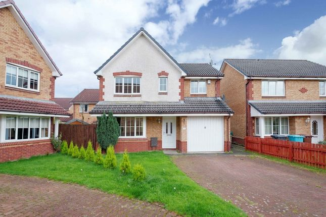 Thumbnail Property for sale in Mulberry Crescent, Chapelhall, Airdrie, North Lanarkshire
