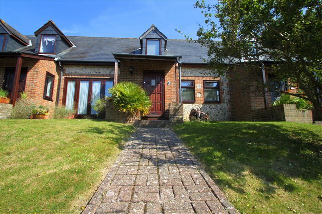 Thumbnail Terraced house for sale in The Village Barn, Church Hill, Brighton, East Sussex