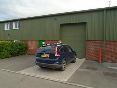 Thumbnail Light industrial to let in Unit 12, Dunkirk Business Park, Frome Road, Trowbridge, Wiltshire