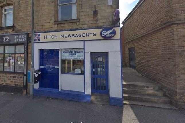 Thumbnail Retail premises for sale in Dale Street, Ossett