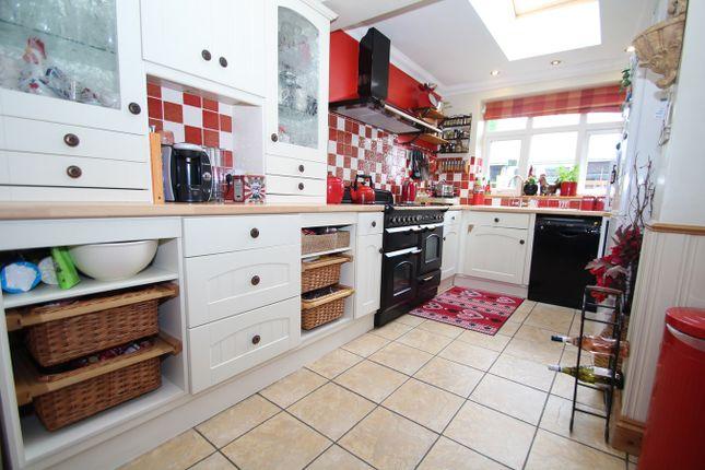 Kitchen of Thorney Green Road, Stowupland, Stowmarket IP14