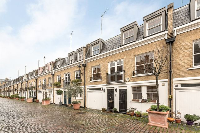 Thumbnail Mews house for sale in Elnathan Mews, London