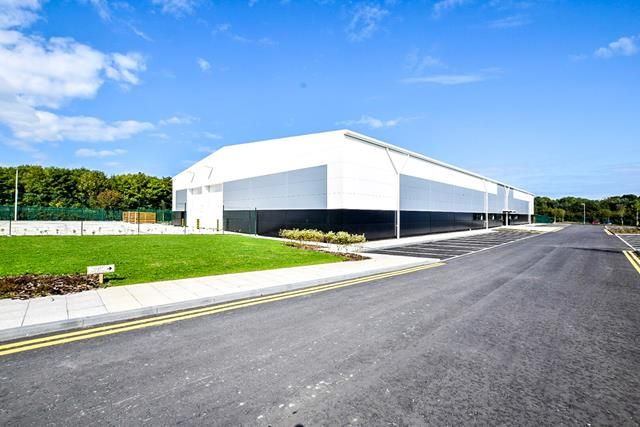 Thumbnail Light industrial to let in Unit B, Infinity Park, Blue Sky Way, Hebburn, Tyne And Wear