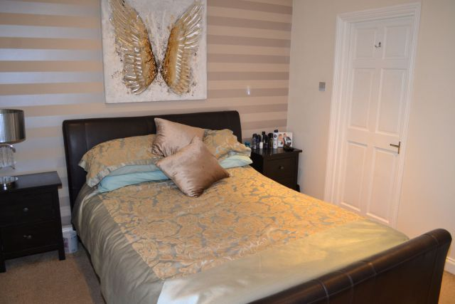 Bedroom One of Shelley Street, Poets Corner, Northampton NN2