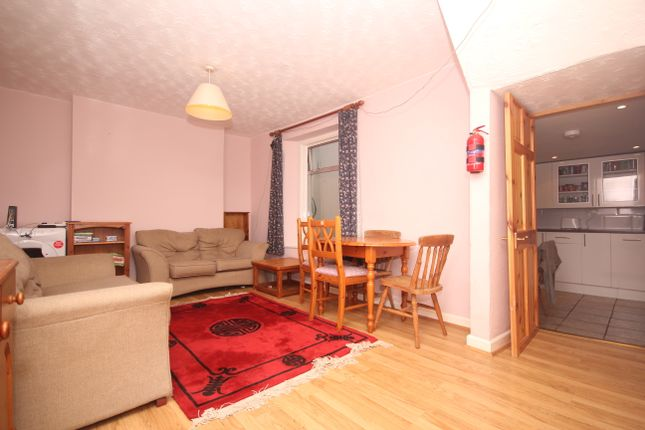 Sitting Room of Wellington Street, Plymouth PL4