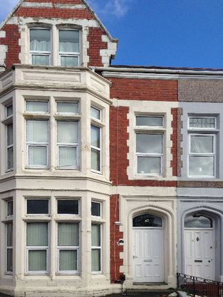 Thumbnail Semi-detached house to rent in Uplands Terrace, Uplands Swansea