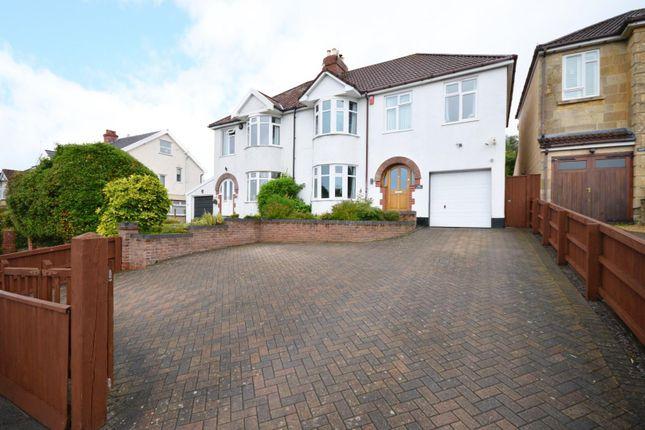 5 bed semi-detached house for sale in Wellsway, Keynsham, Bristol BS31