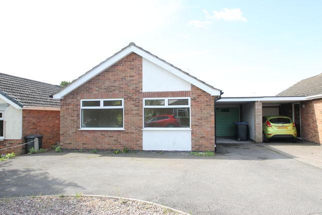 Thumbnail Detached bungalow to rent in Foxs Covert, Fenny Drayton, Nuneaton