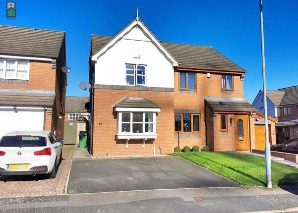 2 bed semi-detached house for sale in Navigation Lane, West Bromwich, West Midlands B71