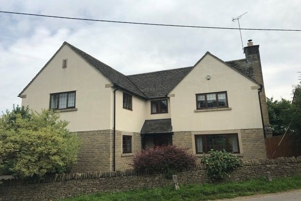 Thumbnail Detached house to rent in Burton Farm Close, Burton, Chippenham