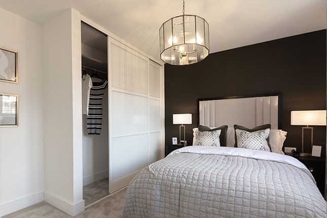 Bedroom 2 of Plot 135 - The Burnham, Sheerlands Road, Finchampstead RG40