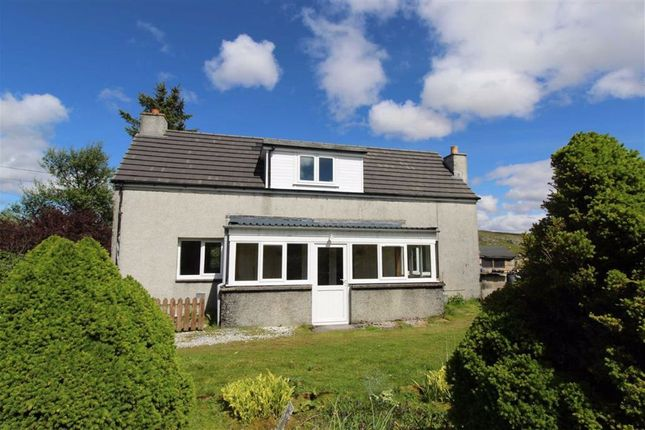 Thumbnail Cottage for sale in Raon Mor, Elphin, Lairg, Sutherland
