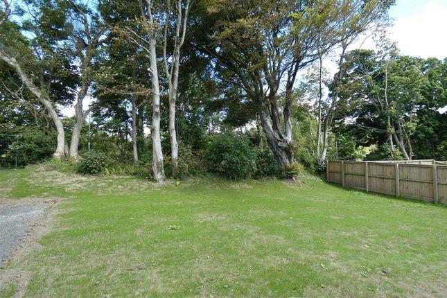Detached Garage of Larchwood, Houghton, Milford Haven SA73