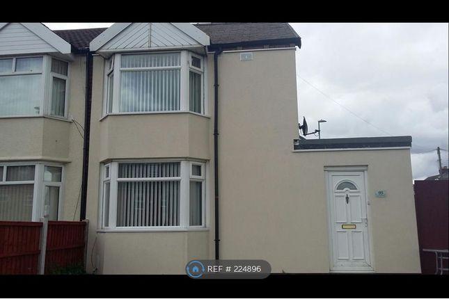 Thumbnail Semi-detached house to rent in Warrington Road, Prescot