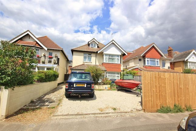 Thumbnail Detached house for sale in Kings Park Road, Kings Park, Bournemouth