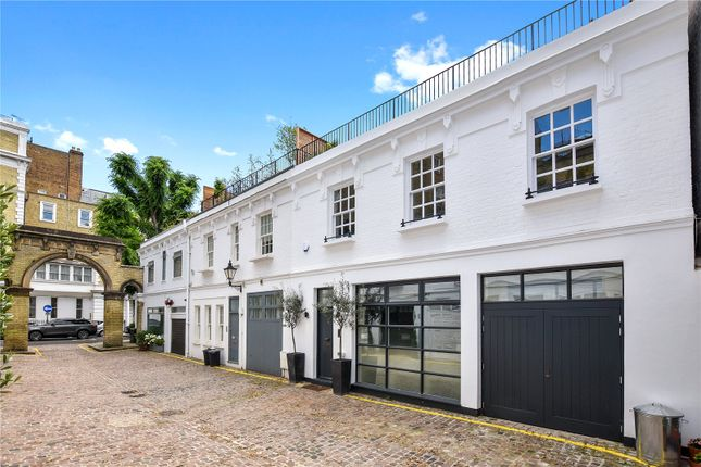 Thumbnail Mews house for sale in Laverton Mews, London