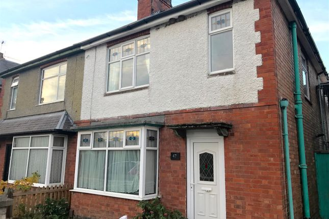 Thumbnail Semi-detached house to rent in Station Road, Kegworth, Derby