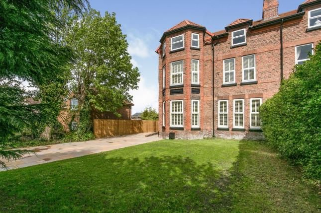 Thumbnail Semi-detached house for sale in Marine Park, West Kirby, Wirral, Merseyside