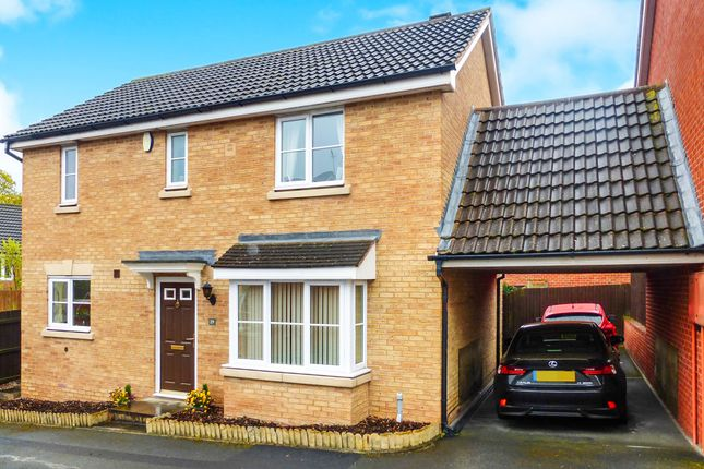 Thumbnail Link-detached house for sale in Wheelers Lane, Brockhill, Redditch