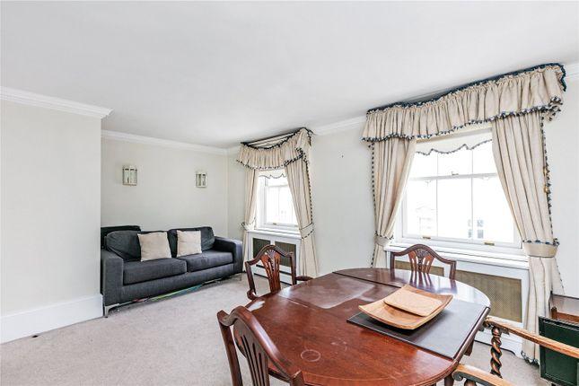 Reception of Harding House, 24 Gloucester Street, London SW1V