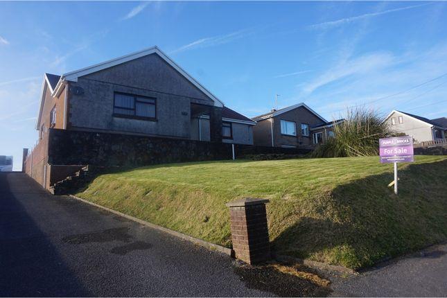 Thumbnail Detached bungalow for sale in Myrtle Hill, Ponthenri, Llanelli