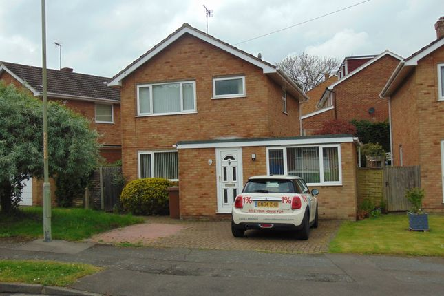 Thumbnail Detached house to rent in Quantock Drive, Ashford