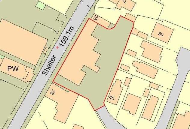 Thumbnail Commercial property for sale in The Old Abattoir, High Street, Tibshelf