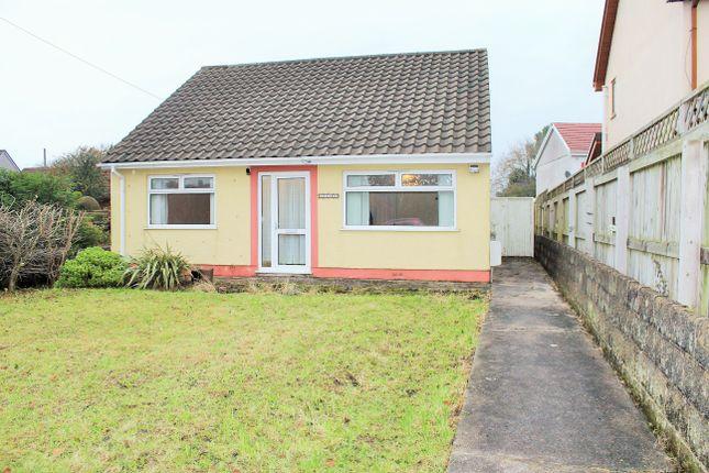 Thumbnail Bungalow to rent in Mynydd Bach Y Glo, Waunarlwydd, Swansea