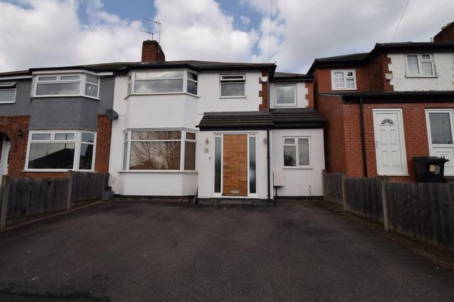 Thumbnail Semi-detached house to rent in North Drive, Leicester