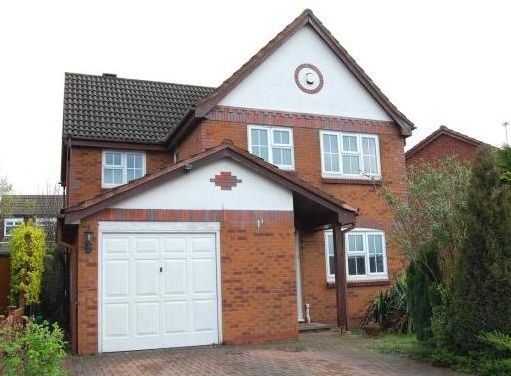 Thumbnail Detached house to rent in Summerfields Way, Ilkeston